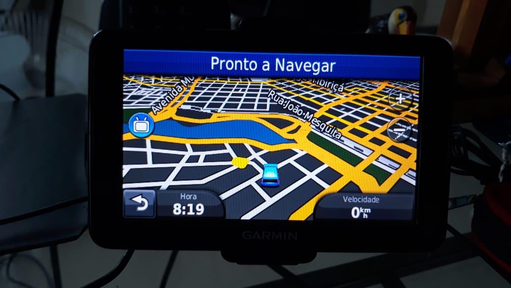 Vendo ou troco, Garmin Nuvi 2580TV