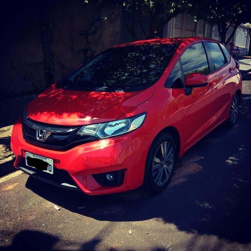 Honda New Fit EX 1.5 16v 15/16
